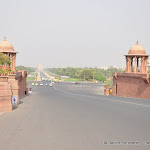 Rajpath, l'avenue des grands défilés de New Delhi