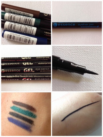 essence, liquid liner, gel liner, waterproof liner