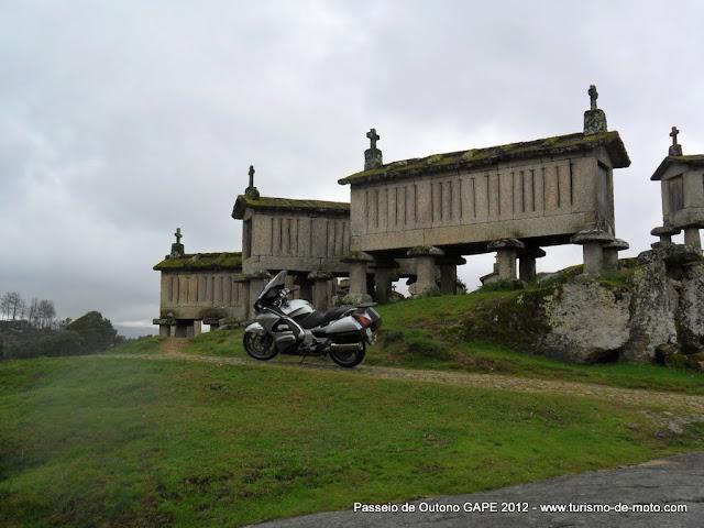 Soajo, Arcos de Valdevez, Parque Nacional Peneda-Gerês