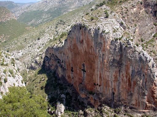 Barranc Salt del Cavall