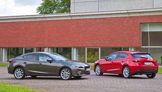 Mazda Sedan VS Hatchback