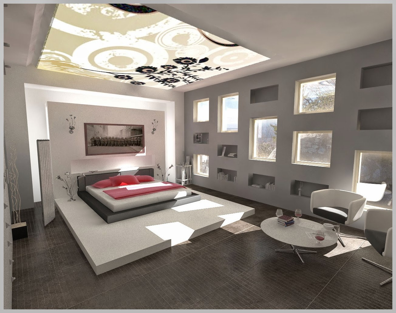 Home office design home design future famous interior for Renowned interior designers