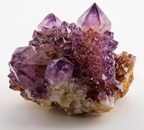 Amethyst Gemstones Of The Dharma