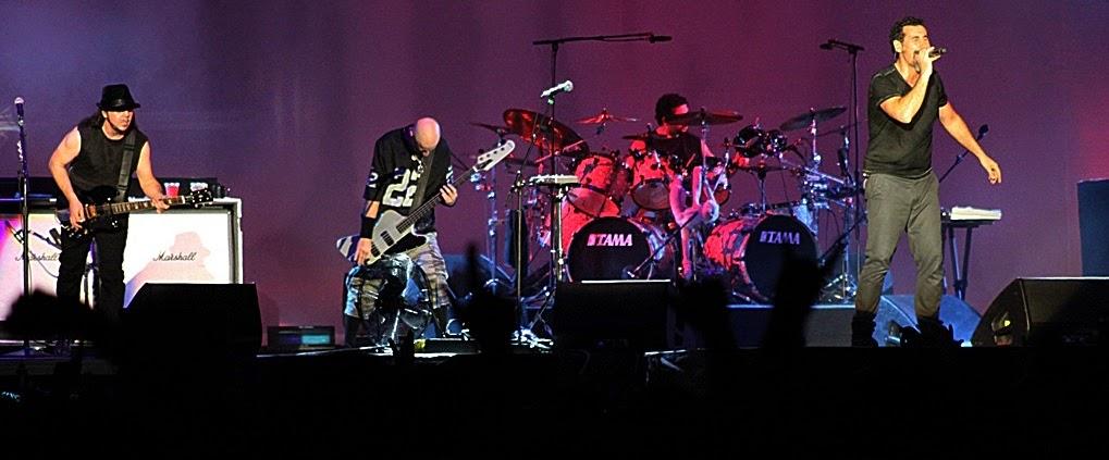 System of a Down pode tocar novas músicas na Rússia em 2015