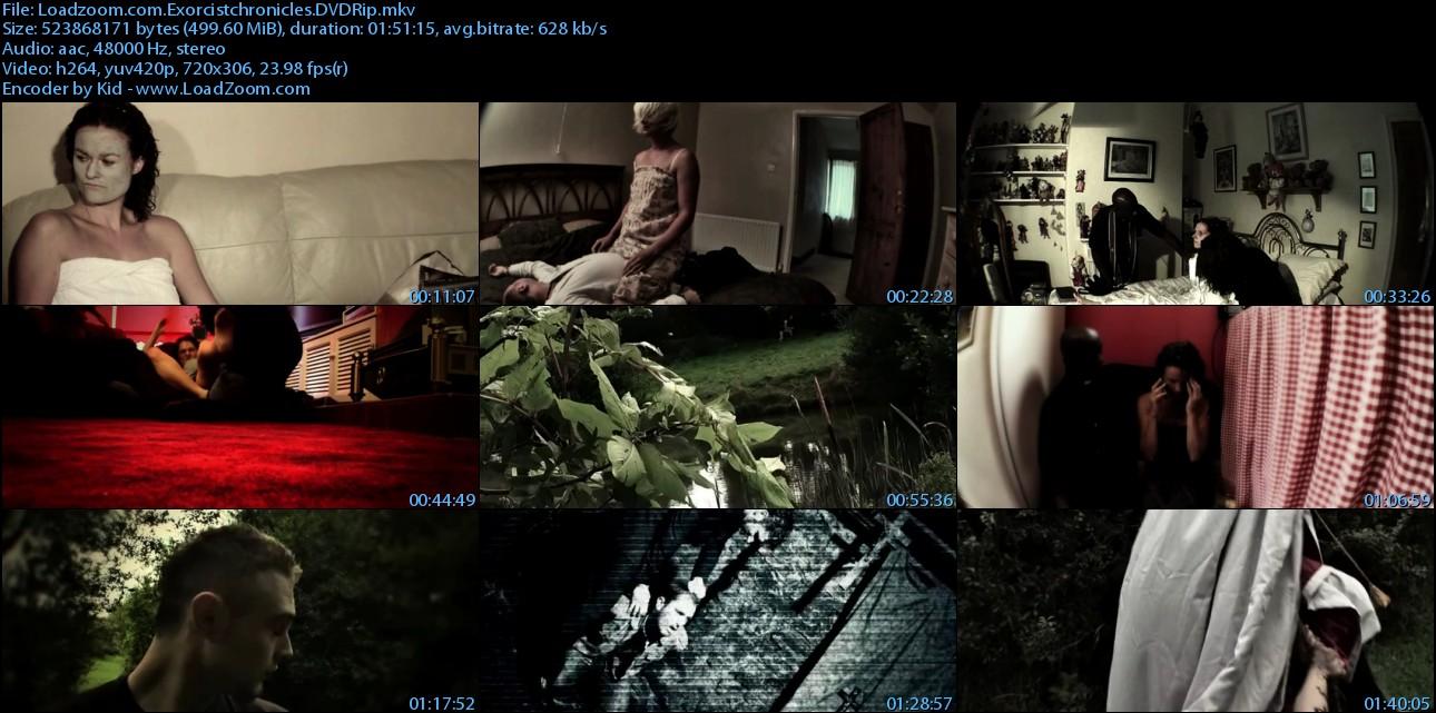 movie screenshot of Exorcist Chronicles fdmovie.com