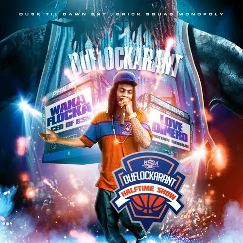 Cover of Waka Flocka - DuFlocka Rant: Halftime Show Mp3 Songs Free Download Listen Online at Alldownloads4u.Com