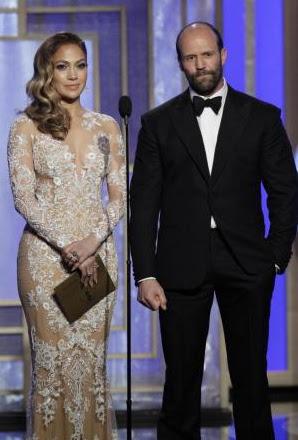 Jennifer Lopez and Zuhair Murad - Golden Globe 2013