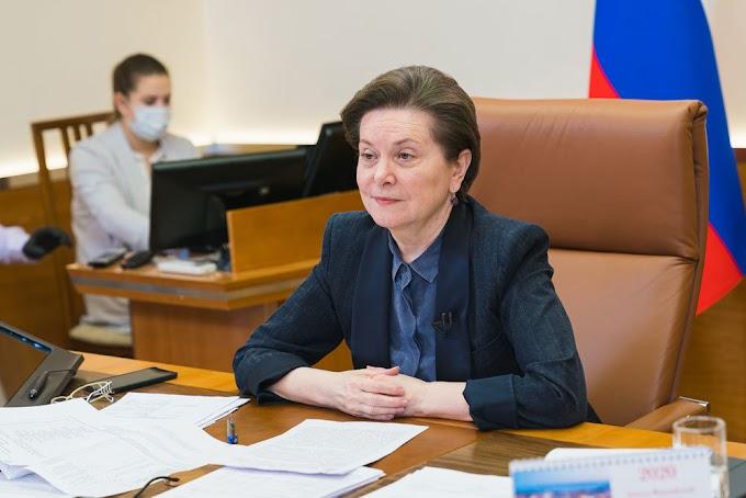 Глава Югры дала большую пресс-конференцию российским и зарубежным СМИ