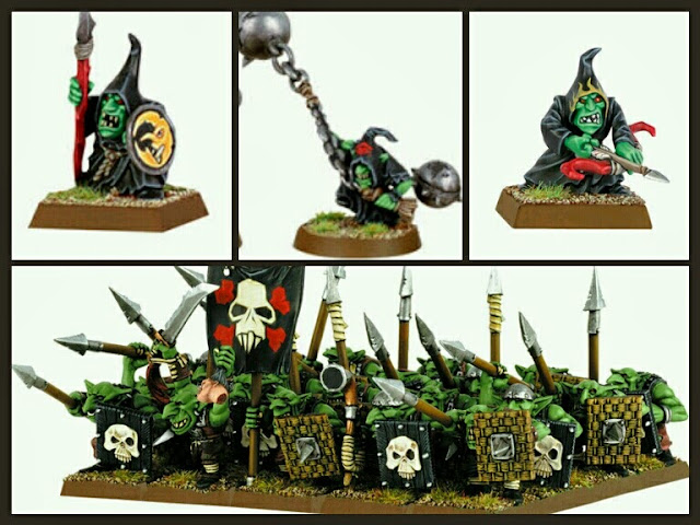 Goblins Warhammer Fantasy