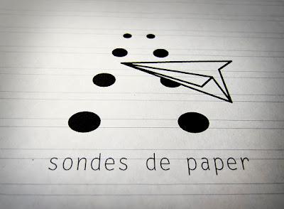 esbós disseny expo sondes de paper