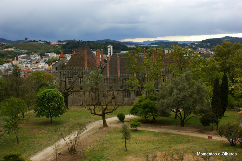 Paço dos duques, Guimarães
