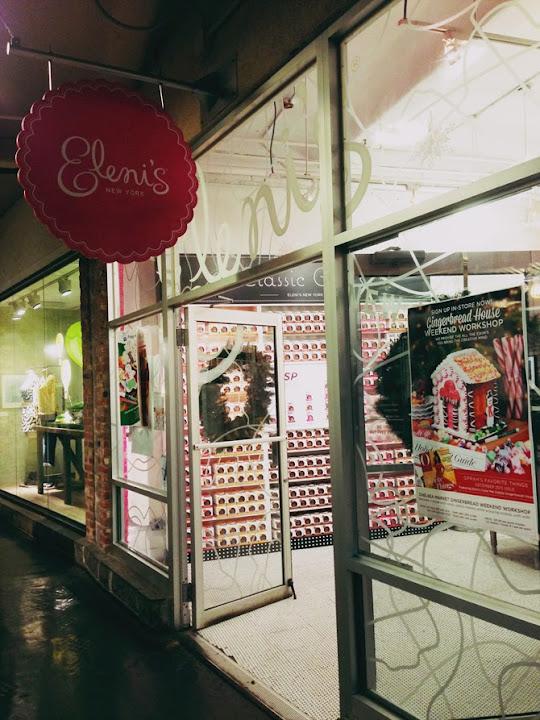 New York tips om te doen , Chelsea Chelsea Market, Eleni's