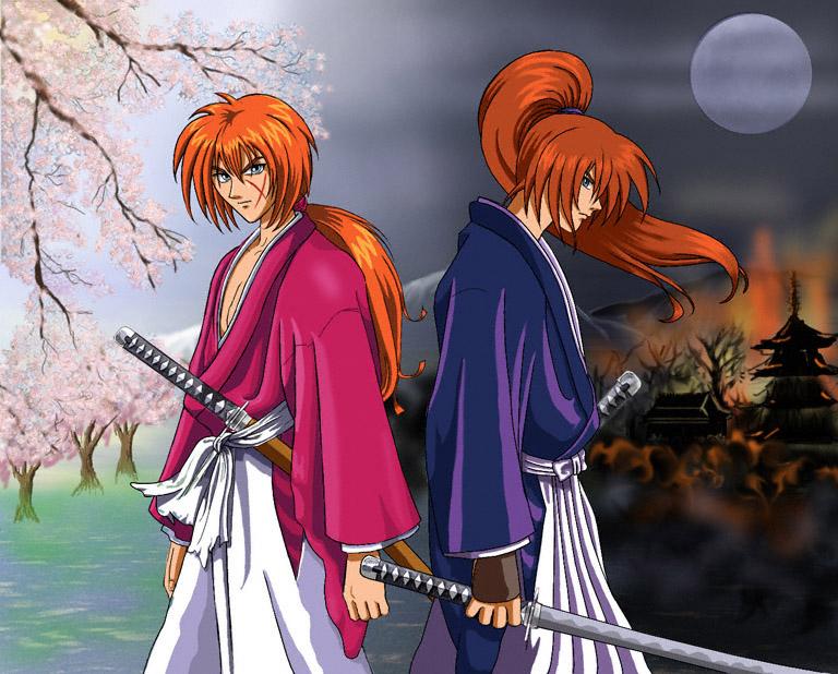 Rurouni kenshin complete series english-4446
