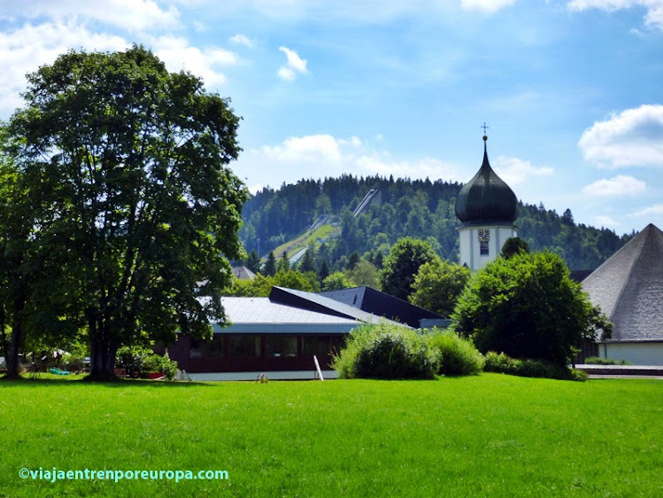 La Selva Negra de Alemania (Schwarzwald) - Blog Viajar en tren por Europa