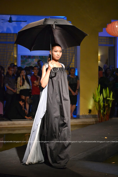 cambodia, don protasio, phnom penh, 2014 fashion trend, runway, catwalk, black, alter ego, dark,