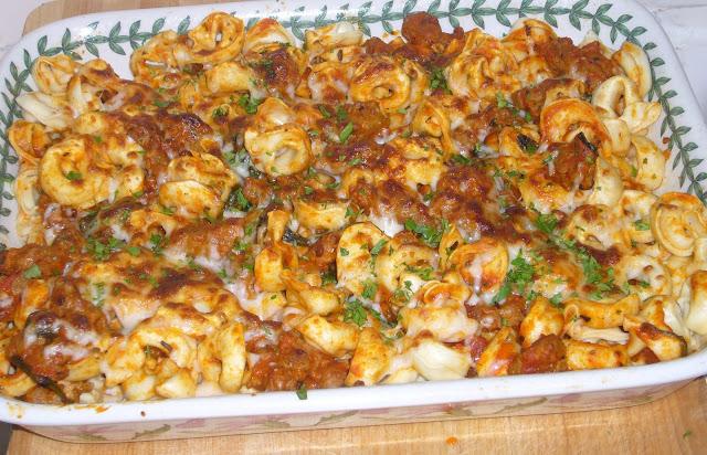 Tortellone Borbellini Pasta Jays