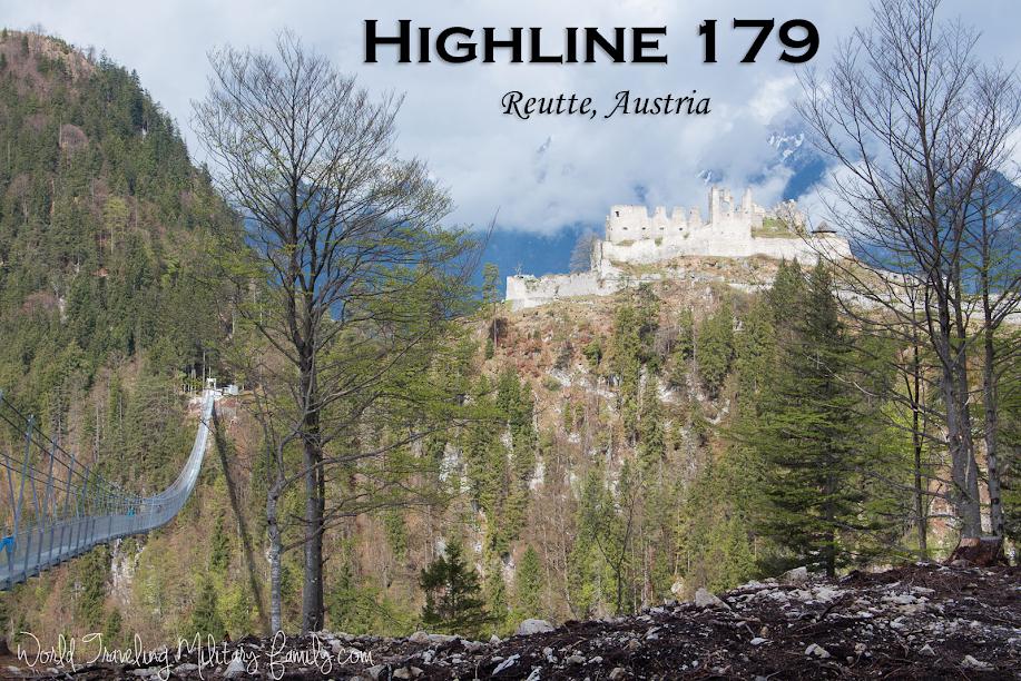 Highline 179 - Reutte, Austria