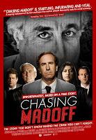 Resenha e cartaz do filme À Caça de Madoff (Chasing Madoff), Jeff Prosserman