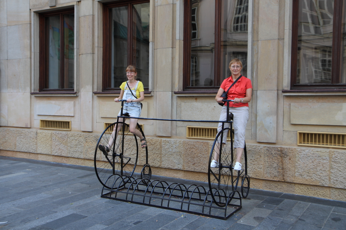 Путешествия: Братислава. День 2
