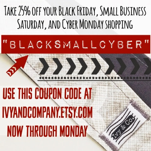 etsy coupon code, black friday savings, small business saturday, cyber monday, cru kauai, machinemachine, Maui Children's Bookstore, party wonderland, a. ell atelier