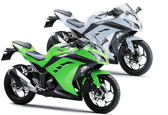 Kawasaki Ninja 300 Launched In India At Rs 3 5 Lakhs Ex Showroom