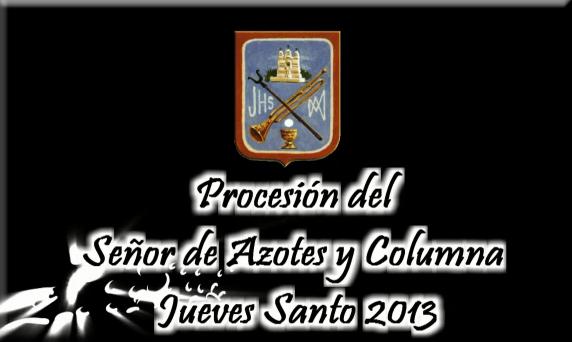 Tarde del Jueves Santo, Monda 2013