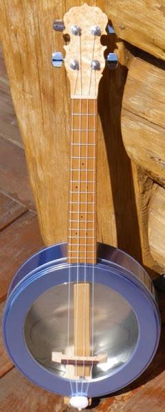 road trip ukuleles biscuit tim banjolele