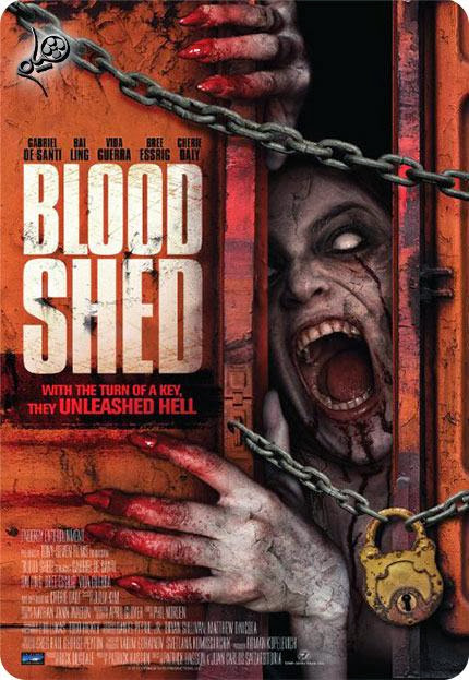 Poster Of English Movie Blood Shed (2014) Free Download Full New Hollywood Movie Watch Online At Alldownloads4u.Com