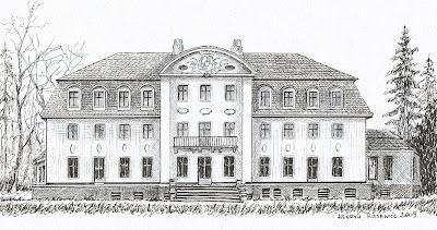 Pałac w Radomiłowie