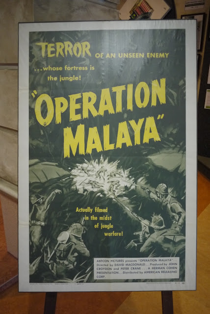 Operation Malaya movie poster