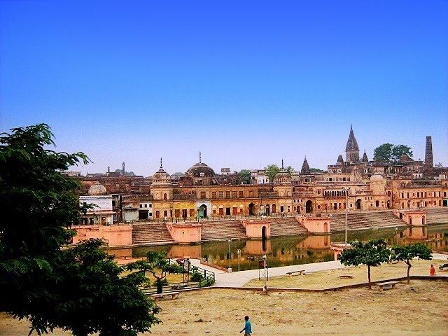 Sri Ramr Temple, Ayodhya (Thiru Ayodhi) Uttar Pradesh - Divya Desam 98