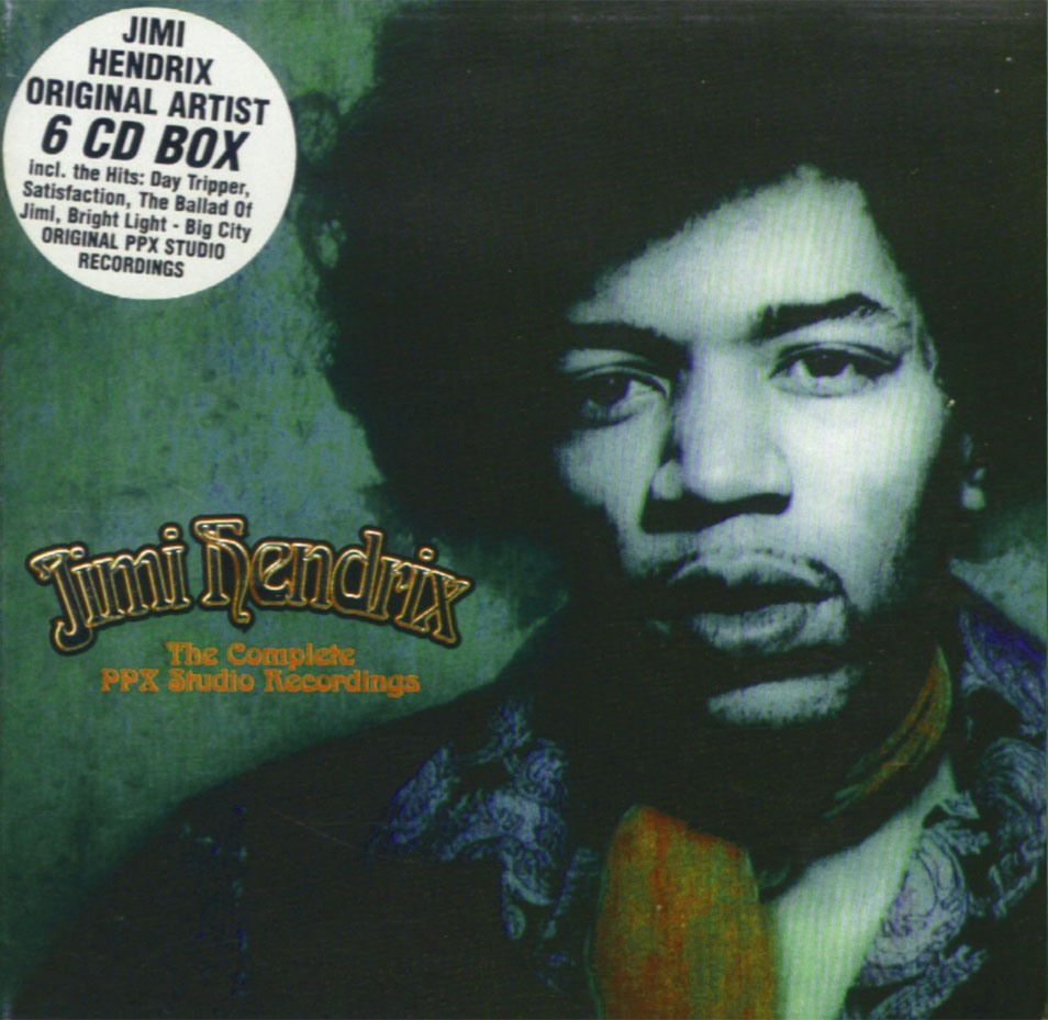 Discographie : Enregistrements pré-Experience & Ed Chalpin  - Page 7 Jimi+Hendrix+-+The+Complete+PPX+Studio+Recordings+%2528Box%2529+-+Front