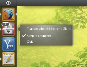 Transmission Unity Launcher