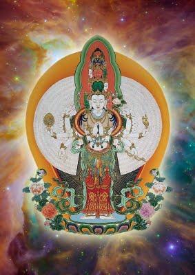 Buddhist Goddesses Image