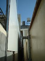 免拆模金屬板牆-安裝外視圖一