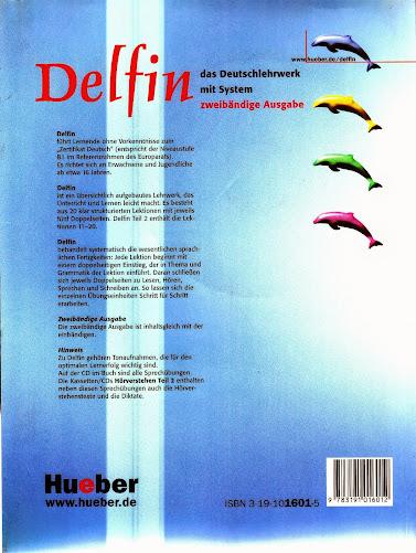 Hueber delfin lehrbuch teil 2 zweibandige ausgabe for Thomas storz