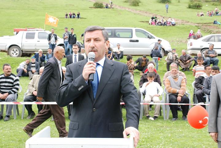 ÇEVRELİ ÇATAK BARAJI'NIN TEMEL ATMA TÖRENİ 28.05.2011 GÜNÜ YAPILDI