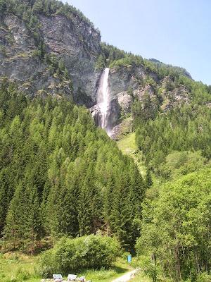 La Jungfernsprung presso Heiligenblut