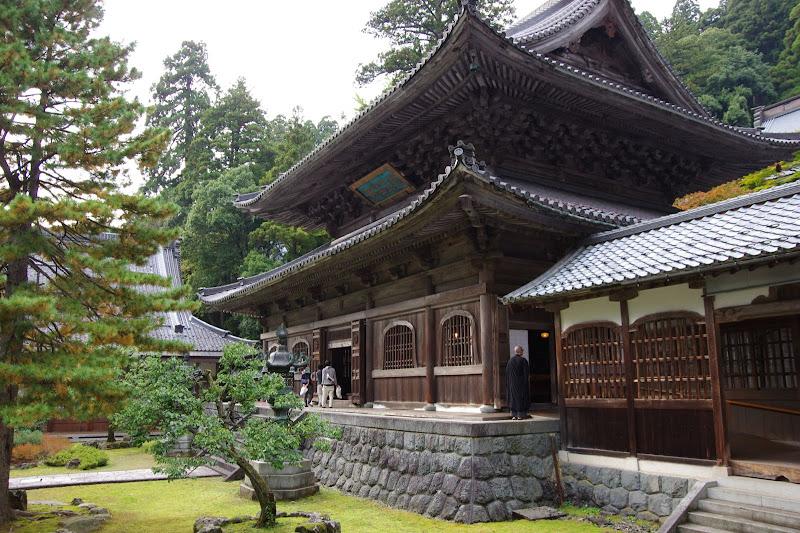大本山永平寺(福井県福井市)