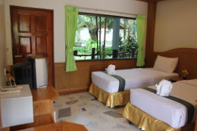 ห้อง Standard Room Beach ที่ ไชยเชษฐ์ รีสอร์ท - เที่ยวเกาะช้าง