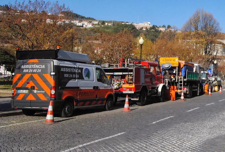 Lamego debate segurança rodoviária durante a época de inverno