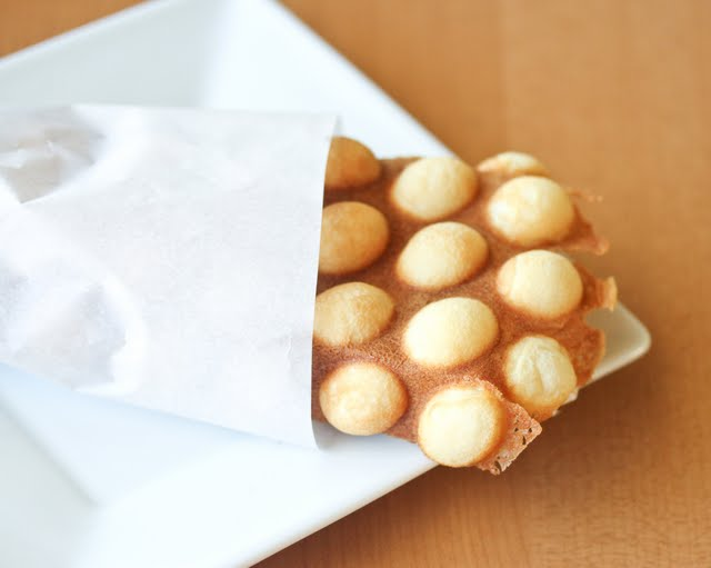 Egg Waffles (or Eggettes/Egg Puffs) - Kirbie's Cravings