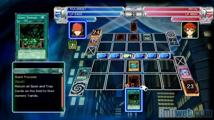Thử nghiệm Yugi Oh 5DS phiên bản PS 3 - Ảnh 13