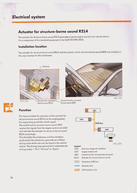 VWVortex com - U S  impressions of the soundaktor?