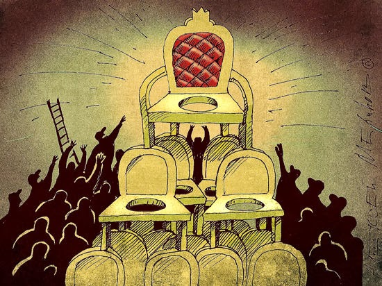 Российский «креативный класс» как валун на пути политического прогресса