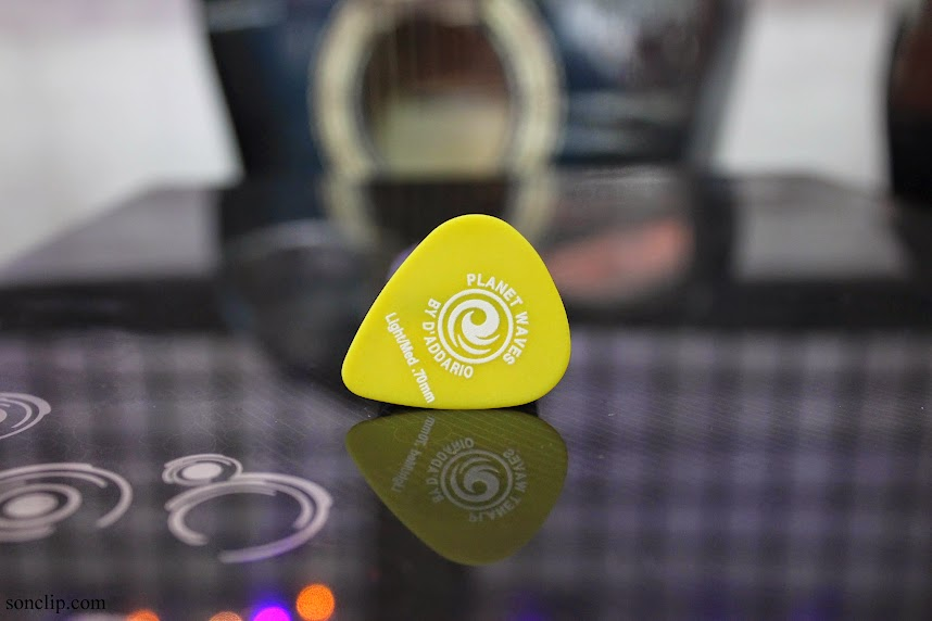 Miếng Gảy - Planet Waves Cortex Picks (0.70 mm)