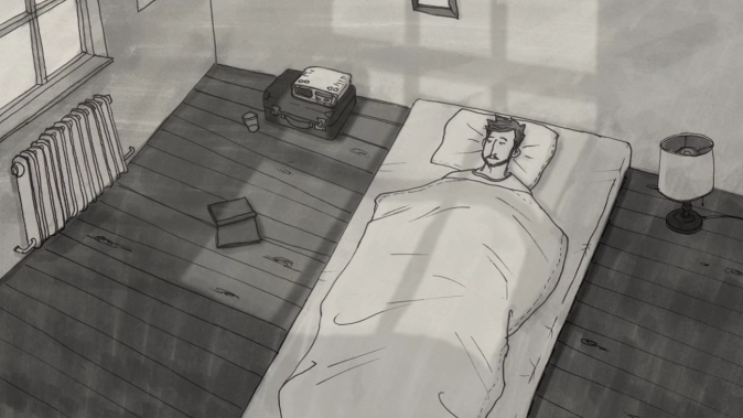 "Brilliant Animated Short — ""When The Tide Is Out"" A Story About Loneliness"