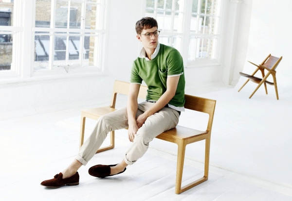 Time for Color with Reiss SS13 [men's fashion]