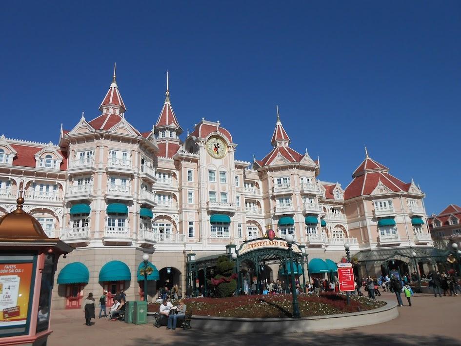 New-York, New-York......un séjour extraordinaire!!!!!!!!!!!!! Disneyland2014_11