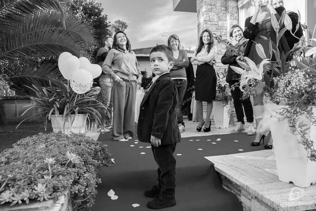Fotografia di matrimonio: l'attesa